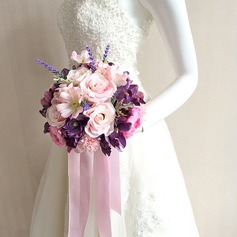 Eye-catching Satin Bridal Bouquets/Bridesmaid Bouquets -