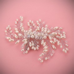 Fashion Crystal/Imitation Pearls Combs & Barrettes (Sold in single piece)