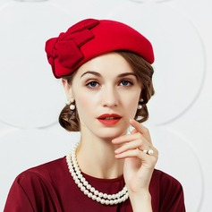 Ladies' Fashion Wool With Bowknot Fascinators