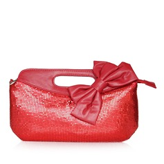 Elegant Patent Leather Clutches