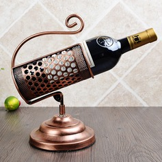 Creative Lamp of Aladdin Design Stainless Steel/Plating Bottle Holder / Wine Rack