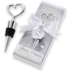 Chrome Heart Bottle Stopper Favor