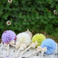 Attractive Round Decorations/Wedding Table Flowers