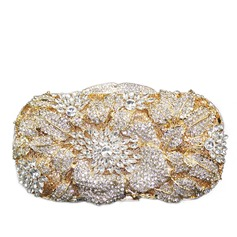 Gorgeous Metal Clutches/Luxury Clutches