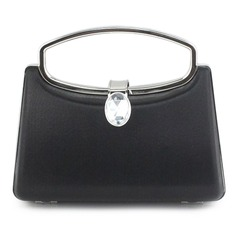 Charming PU With Rhinestone Wristlets/Fashion Handbags