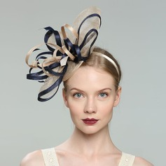 Ladies' Glamourous/Elegant/Fancy Cambric Fascinators/Kentucky Derby Hats