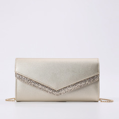 Elegant/Refined/Pretty PU Clutches/Evening Bags (012228647)