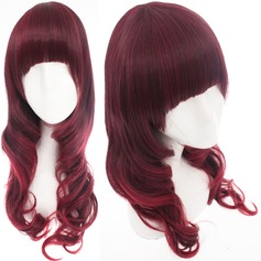 Body Wavy Synthetic Hair Cosplay/Trendy Wigs 280g