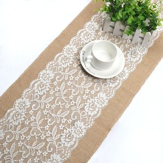 Tablecloth Linen (Sold in a single piece) Simple Table Centerpieces (128152265)