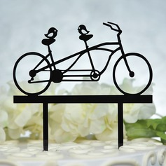 Classic Acrylic Cake Topper