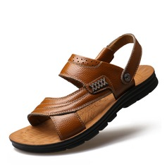 Men's Real Leather Casual Men's Sandals (262207986)
