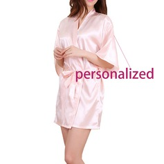 Personalized Nylon Bridal/Feminine Robe(20 letters or less)  (118120863)