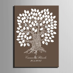 Personalized Fingerprint Guestbook