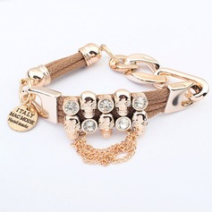 Exquisite Alloy Ladies' Fashion Bracelets