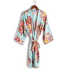 Bridesmaid Gifts - Beautiful Classic Charmeuse Robe
