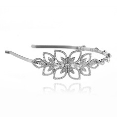 Ladies Shining Rhinestone/Alloy Tiaras With Rhinestone