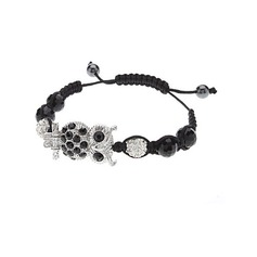 Cute Owl Alloy With Rhinestone Ladies' Bracelets & Anklets