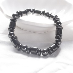 Shining Black Gallstone Ladies' Fashion Bracelets