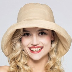 Ladies' Classic Cotton Bowler/Cloche Hat