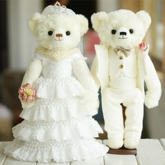 Toys Cute Tulle Plush Bear Non-personalized Gifts (129067890)