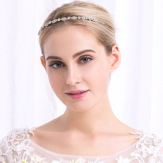 Ladies Classic Rhinestone/Alloy Tiaras With Rhinestone