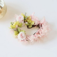 """Heart Shaped """"Give you my heart"""" Artificial Flowers Wedding Ornaments"""