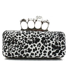 Fashional/Attractive Metal/PU Clutches/Fashion Handbags
