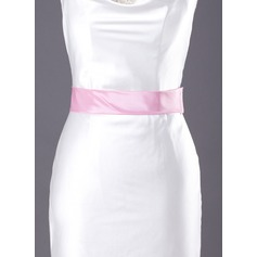 Simple Taffeta Sash (015033816)