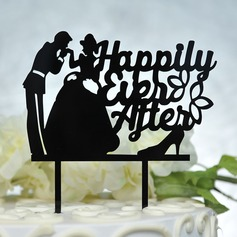 Sweet Love Acrylic Cake Topper