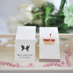 Personalized Bird Design Hard Card Paper