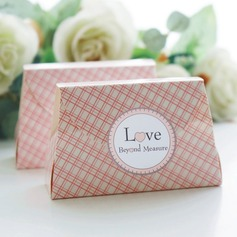 Classic Pearl Paper Favor Boxes & Containers