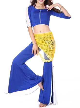 Women's Dancewear Lace Modal Practice Outfits