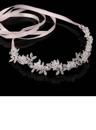 Beautiful Crystal/Alloy Headbands (Sold in single piece)