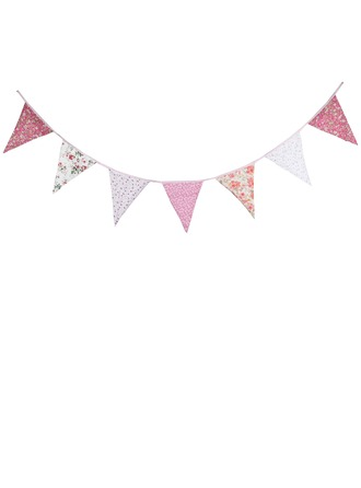 Triangle Classic Cloth/Cotton Photo Booth Props