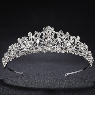 Ladies Gorgeous Alloy Tiaras