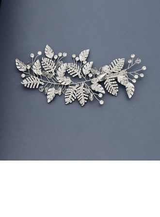 Ladies Beautiful Crystal/Rhinestone/Alloy Hairpins (Sold in single piece)