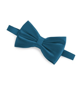 JJ'sHouse Satin Bow Tie