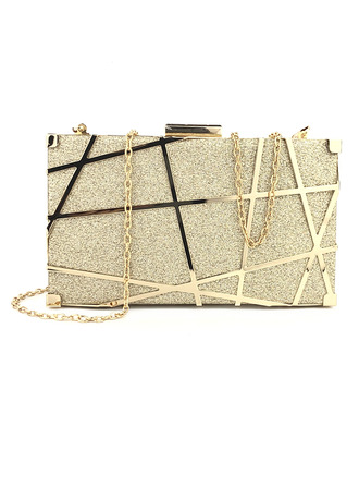 Metal Clutches/Bridal Purse/Evening Bags