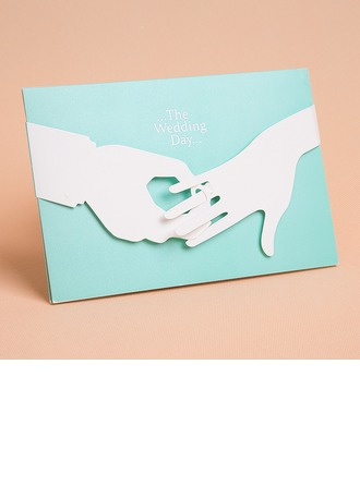 Bride & Groom Enveloppe & Pochette Invitation Cards
