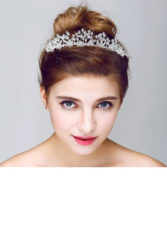 Exquisite Crystal/Alloy Tiaras