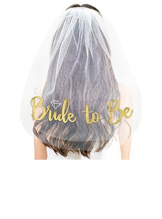Bride Gifts - Fashion Tulle Veil