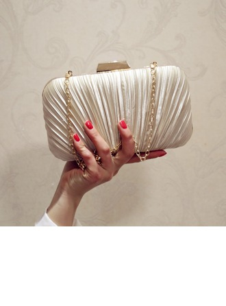 Unique Polyester Clutches/Minaudiere