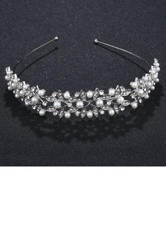 Ladies Beautiful Alloy Tiaras