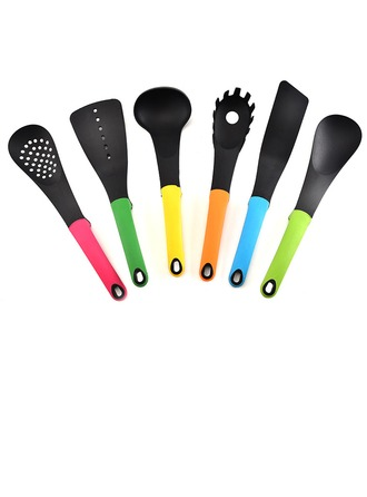 Nylon Kitchen Tool Accessories (set Of 6)