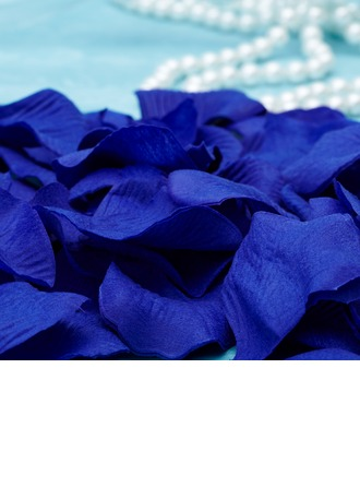 Royal Blue Rose Petals