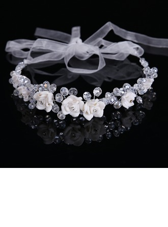 Ladies Classic Rhinestone Headbands