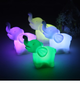 Color changing Lovely elephant Vinyl LED Lights