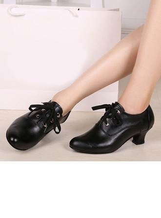 Women's Real Leather Boots Modern Jazz Ballroom Salsa Party Tango Dance Shoes