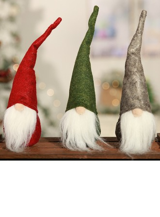 Christmas Cloth Decorative Objects