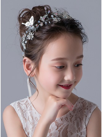 Alloy With Rhinestones Headbands